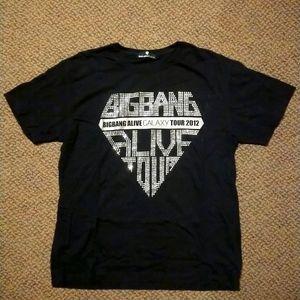 BIGBANG Official T-Shirt - Black